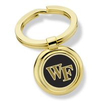 Wake Forest University Enamel Key Ring
