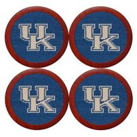 Kentucky Needlepoint Coasters