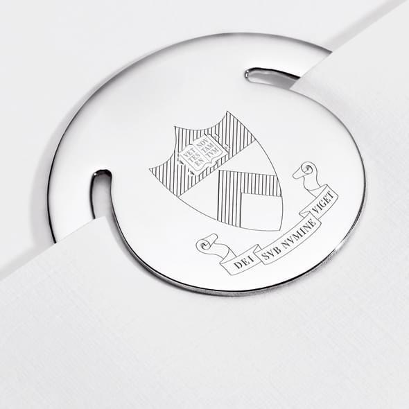 Princeton Sterling Silver Bookmark - Image 2