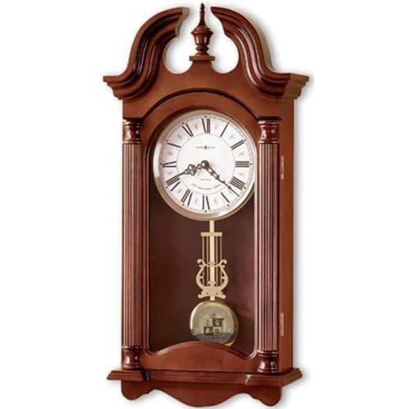 Virginia Tech Howard Miller Wall Clock