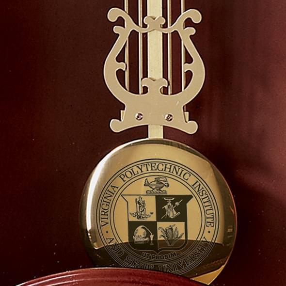 Virginia Tech Howard Miller Wall Clock - Image 2