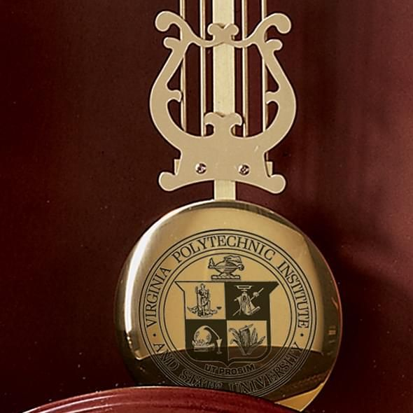 Virginia Tech Howard Miller Wall Clock - Image 3