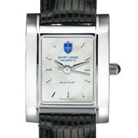 Saint Louis University Women's MOP Quad with Leather Strap