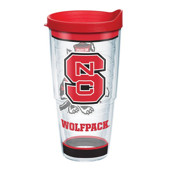 NC State 24 oz. Tervis Tumblers - Set of 2