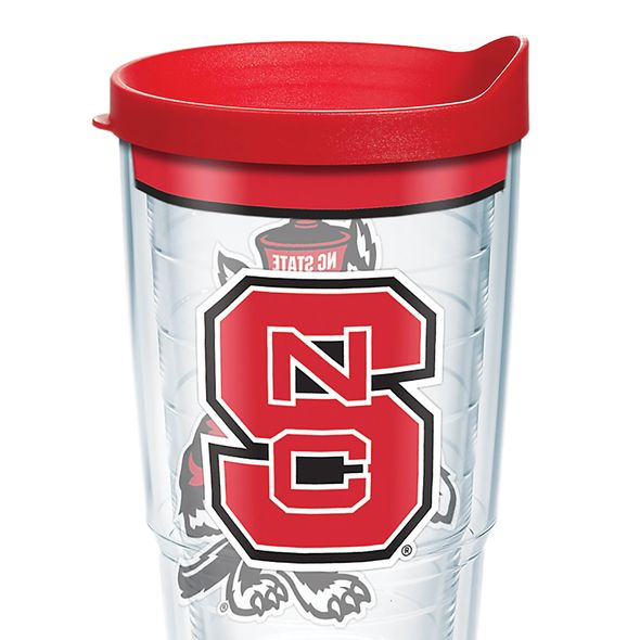 NC State 24 oz. Tervis Tumblers - Set of 2 - Image 2