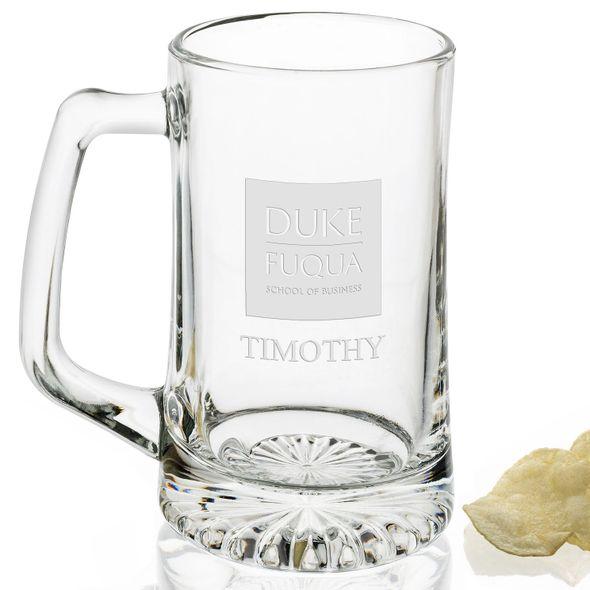 Duke Fuqua 25 oz Beer Mug - Image 2