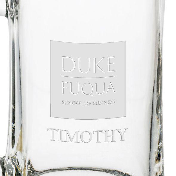 Duke Fuqua 25 oz Beer Mug - Image 3