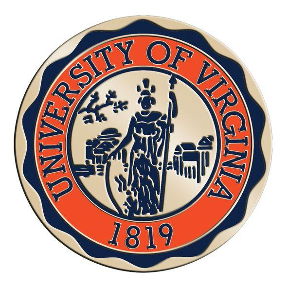 UVA Darden Diploma Frame - Excelsior - Image 3