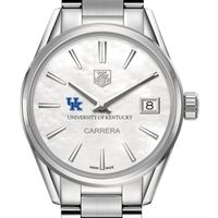 Kentucky Women's TAG Heuer Steel Carrera with MOP Dial