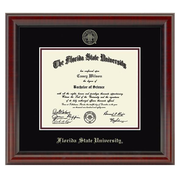 Florida State University Diploma Frame, the Fidelitas