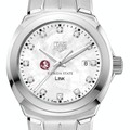 Florida State University TAG Heuer Diamond Dial LINK for Women - Image 1
