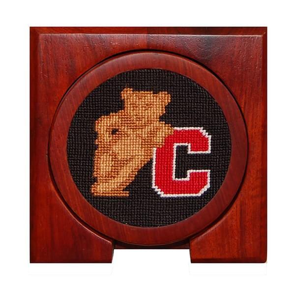 Cornell Needlepoint Coasters - Image 2