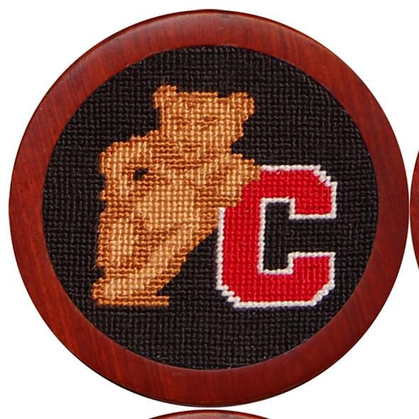 Cornell Needlepoint Coasters - Image 3