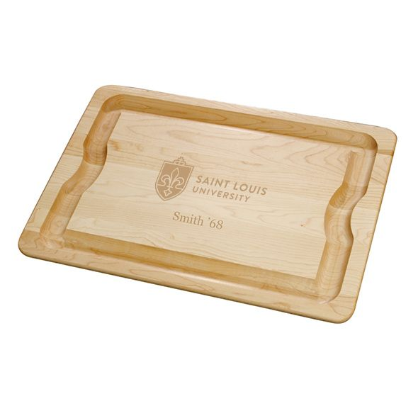 Saint Louis University Maple Cutting Board