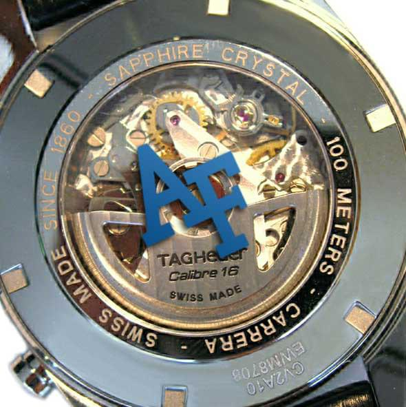 Air Force Academy Men's TAG Heuer Carrera Tachymeter - Image 2
