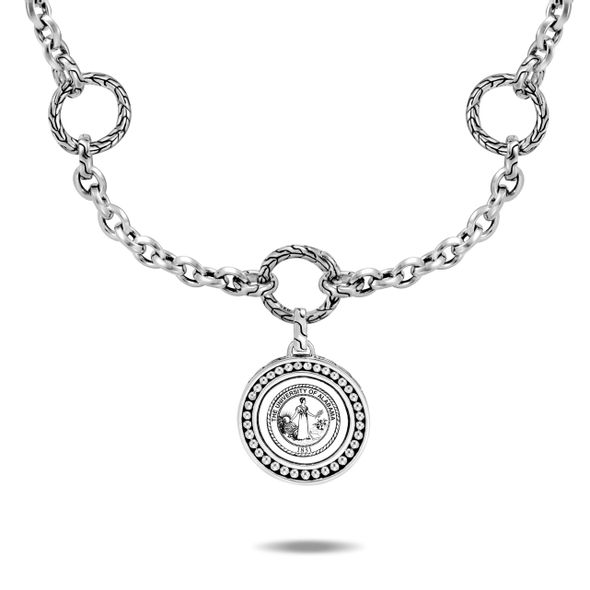 Alabama Amulet Necklace by John Hardy with Classic Chain and Three Connectors - Image 3