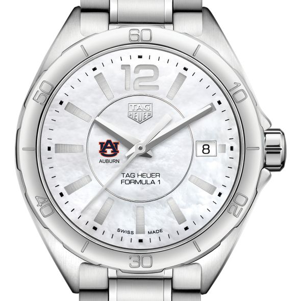 Auburn University Women's TAG Heuer Formula 1 with MOP Dial