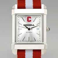 Cornell University Collegiate Watch with NATO Strap for Men