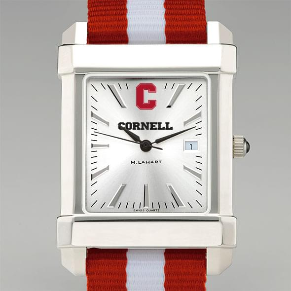 Cornell University Collegiate Watch with NATO Strap for Men - Image 1