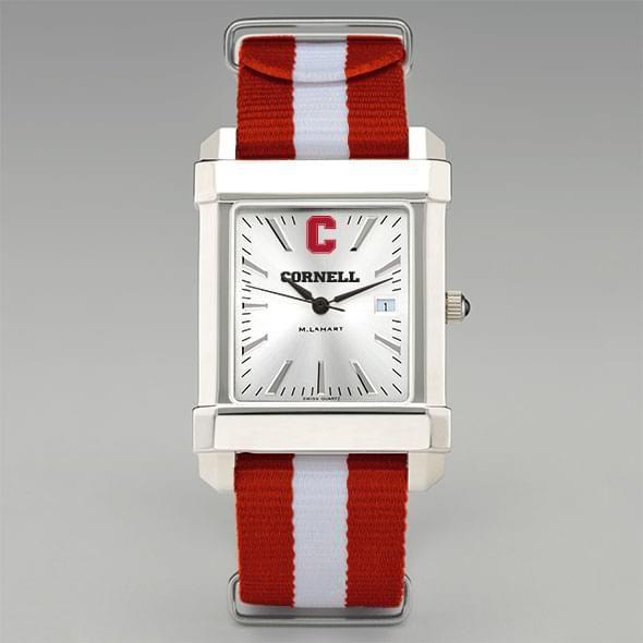 Cornell University Collegiate Watch with NATO Strap for Men - Image 2
