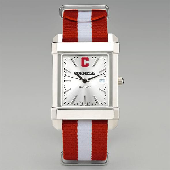 Cornell University Collegiate Watch with NATO Strap for Men - Image 2