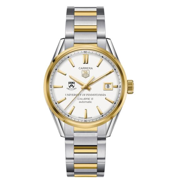Penn Men's TAG Heuer Two-Tone Carrera with Bracelet - Image 2