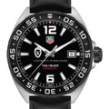 University of Wisconsin Men's TAG Heuer Formula 1 with Black Dial - Image 1