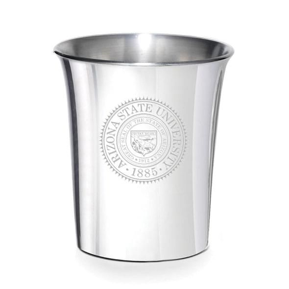 Arizona State Pewter Jigger