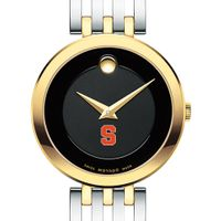 Syracuse Women's Movado Esparanza Two-Tone Museum with Bracelet