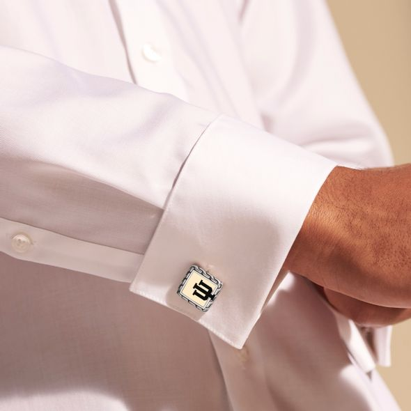Indiana Cufflinks by John Hardy with 18K Gold - Image 1