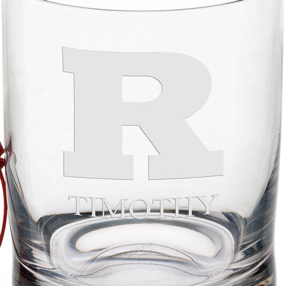 Rutgers University Tumbler Glasses - Set of 2 - Image 3
