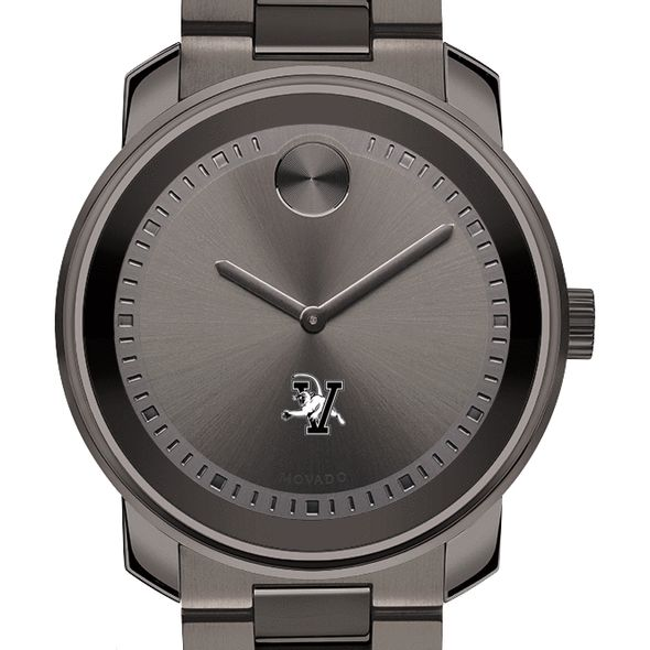 University of Vermont Men's Movado BOLD Gunmetal Grey - Image 1