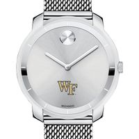 Wake Forest Women's Movado Stainless Bold 36
