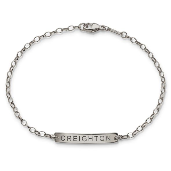 Creighton Monica Rich Kosann Petite Poesy Bracelet in Silver