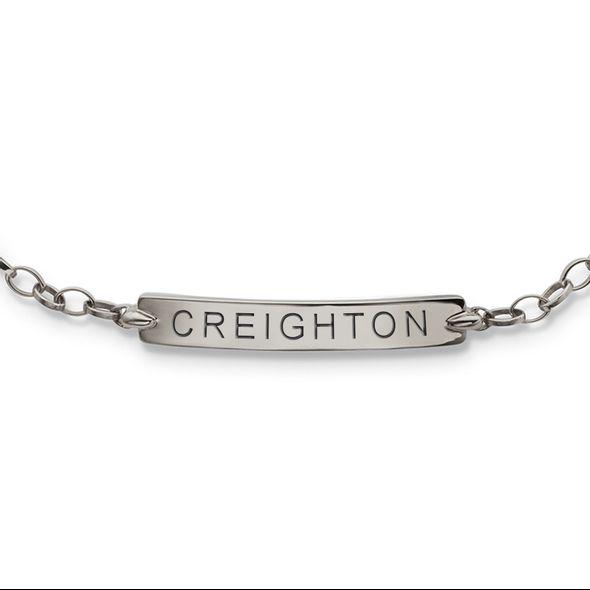 Creighton Monica Rich Kosann Petite Poesy Bracelet in Silver - Image 2