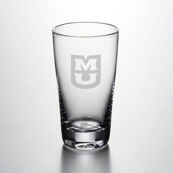 University of Missouri Ascutney Pint Glass by Simon Pearce