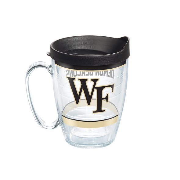 Wake Forest 16 oz. Tervis Mugs- Set of 4 - Image 1