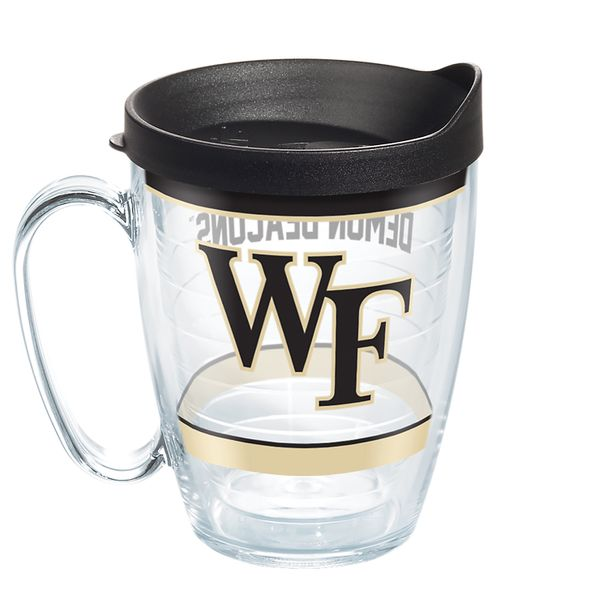 Wake Forest 16 oz. Tervis Mugs- Set of 4 - Image 2