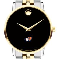 Bucknell Men's Movado Two-Tone Museum Classic Bracelet