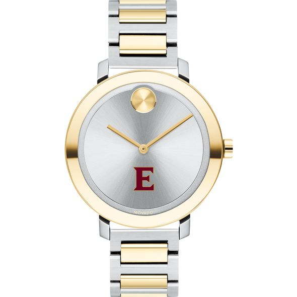 Elon University Women's Movado Two-Tone Bold 34 - Image 2