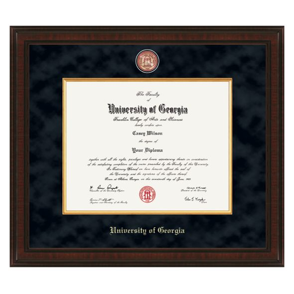 University of Georgia Diploma Frame - Excelsior | Graduation Gift