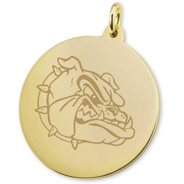 Gonzaga 14K Gold Charm - Image 2