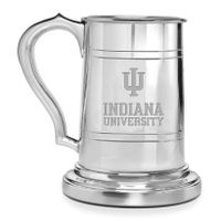 Indiana University Pewter Stein