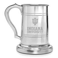 Indiana University Pewter Stein