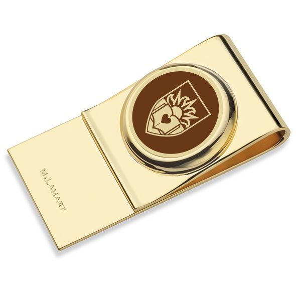 Lehigh University Enamel Money Clip