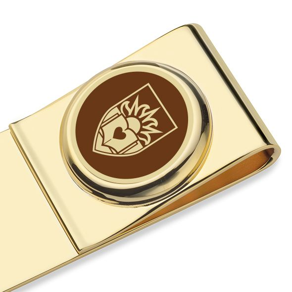 Lehigh University Enamel Money Clip - Image 2