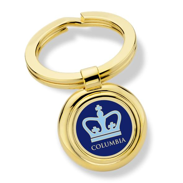 Columbia University Key Ring