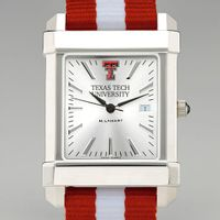 Texas Tech Collegiate Watch with NATO Strap for Men