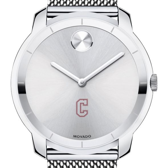 College of Charleston Men's Movado Stainless Bold 44