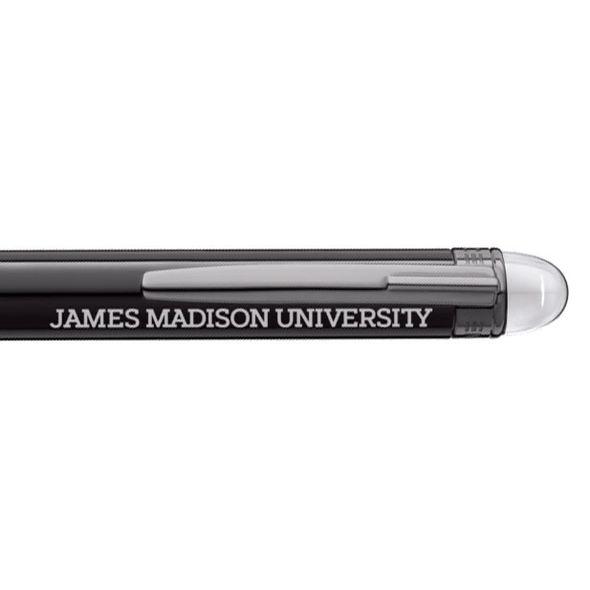 James Madison University Montblanc StarWalker Ballpoint Pen in Ruthenium - Image 2